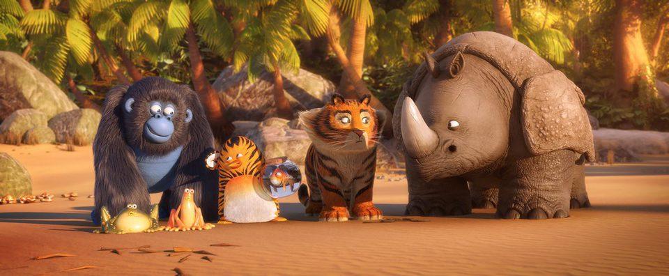 The Jungle Bunch. La panda de la selva, fotograma 10 de 21