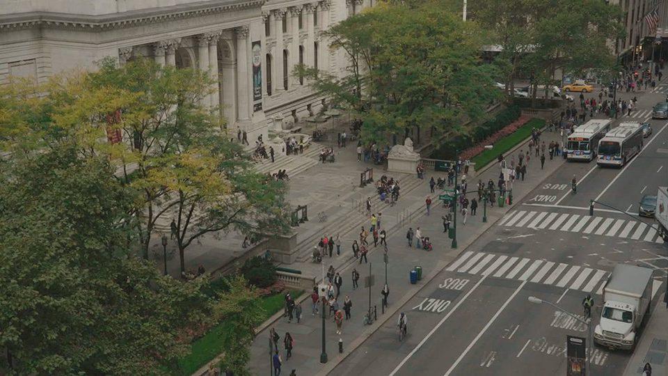 Ex Libris: La biblioteca pública de Nueva York, fotograma 2 de 10