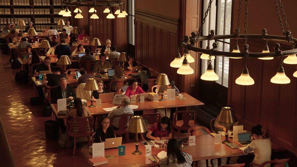 Ex Libris: La biblioteca pública de Nueva York, fotograma 1 de 10