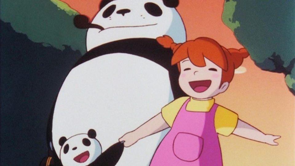 Las aventuras de Panda y sus amigos, fotograma 3 de 12
