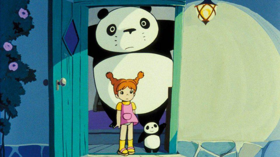 Las aventuras de Panda y sus amigos, fotograma 2 de 12