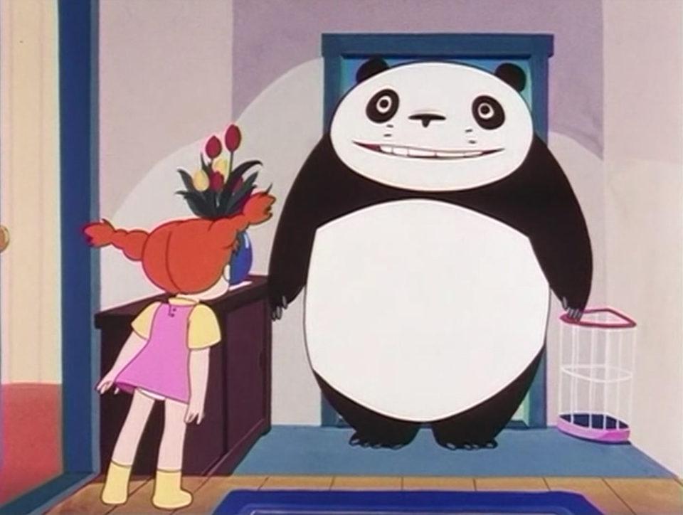 Las aventuras de Panda y sus amigos, fotograma 6 de 12