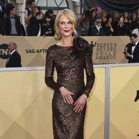 Nicole Kidman impresiona a la alfombra roja de los SAG 2018