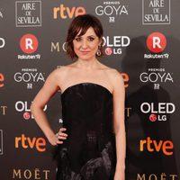 Nathalie Poza nominada a Mejor Actriz en la alfombra roja de los Premios Goya 2018