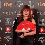 Isabel Coixet nominada a mejor dirección en la alfombra roja de los Premios Goya 2018