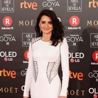 Penélope Cruz nominada a Mejor Actriz en la alfombra roja de los Premios Goya 2018