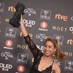 Saioa Lara Goya al Mejor Vestuario 2018