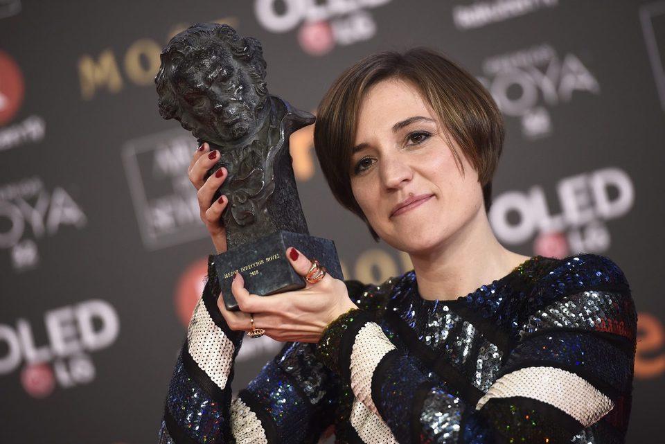 Carla Simón, Goya 2018 a Mejor dirección novel