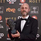 Mikel Serrano, Goya a Mejor dirección artística