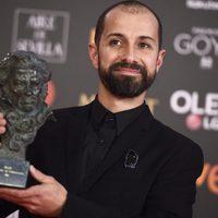 Javier Agirre Erauso, Goya 2018 a Mejor dirección de fotografía