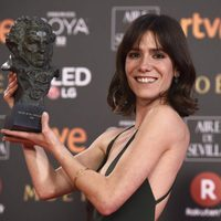 Bruna Cusi, Goya 2018 a Mejor actriz revelación
