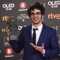 David Verdaguer, Goya a Mejor actor de reparto
