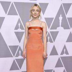 Saoirse Ronan almuerzo nominados Oscar 2018