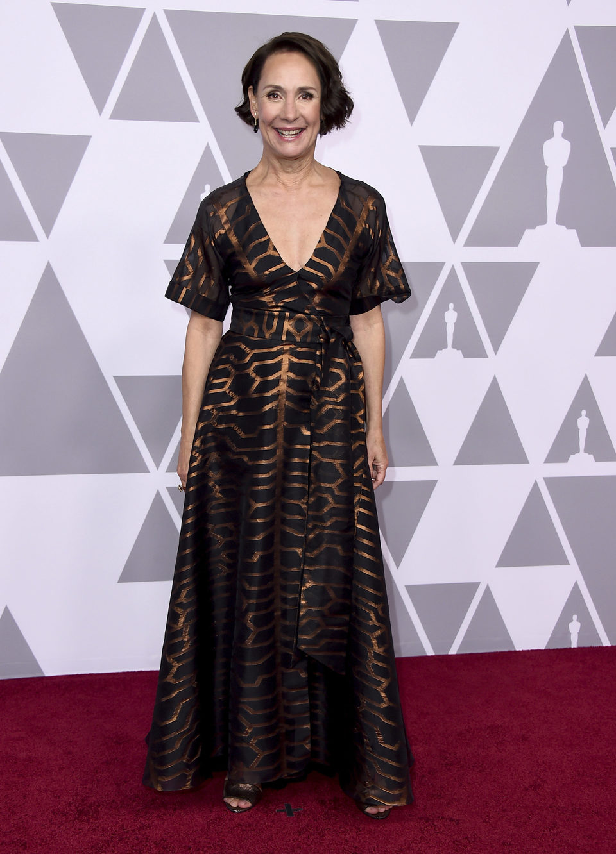 Laurie Metcalf almuerzo nominados Oscar 2018
