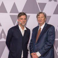 Paul Thomas Anderson almuerzo nominados Oscar 2018