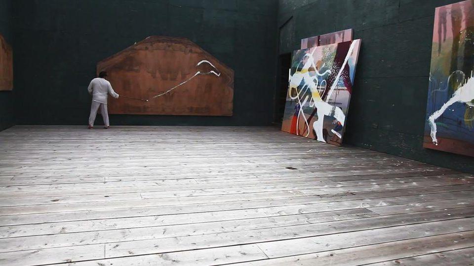 Julian Schnabel: un retrato privado, fotograma 9 de 10
