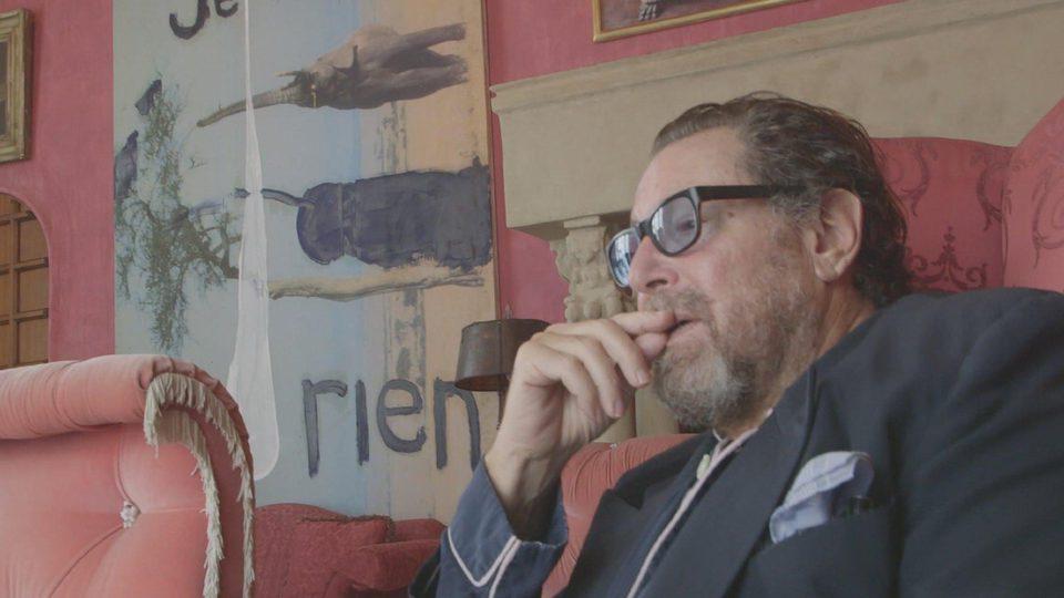 Julian Schnabel: un retrato privado, fotograma 7 de 10