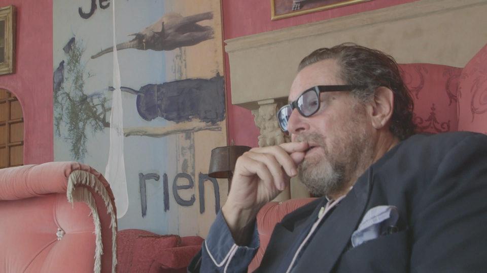 Julian Schnabel: un retrato privado, fotograma 4 de 10