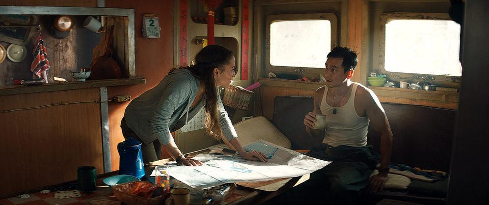 Tomb Raider, fotograma 14 de 46