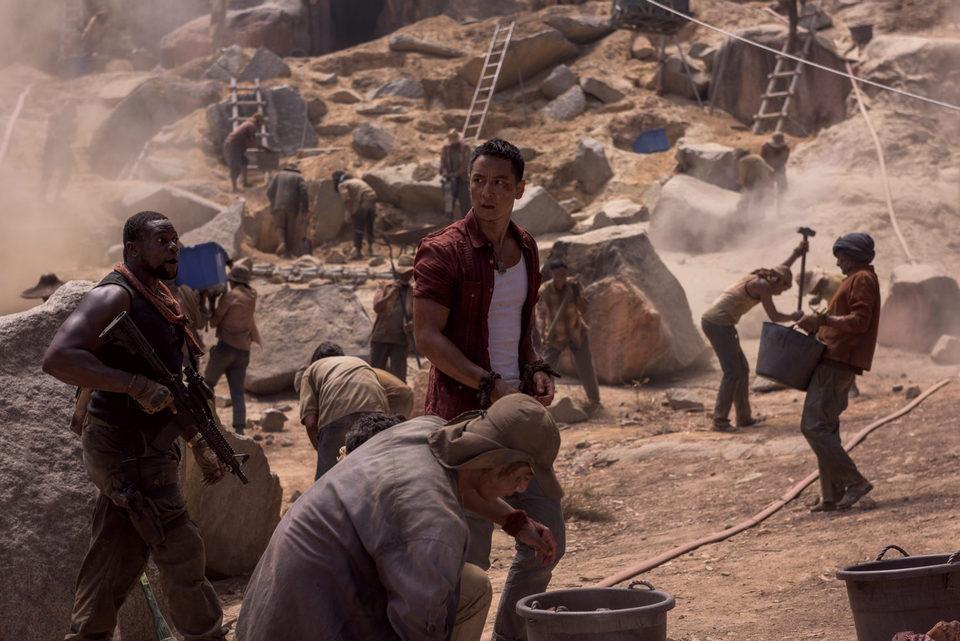Tomb Raider, fotograma 9 de 46