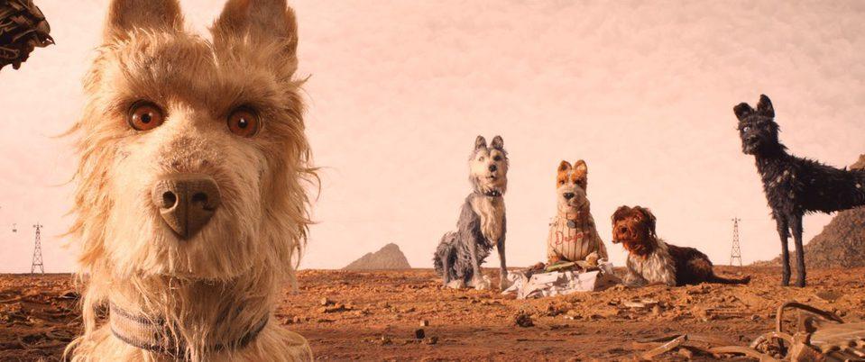 Isla de perros, fotograma 1 de 11