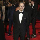 Gary Oldman en la alfombra roja de los BAFTA 2018