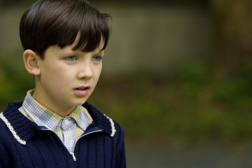 El niño con el pijama de rayas, fotograma 8 de 37