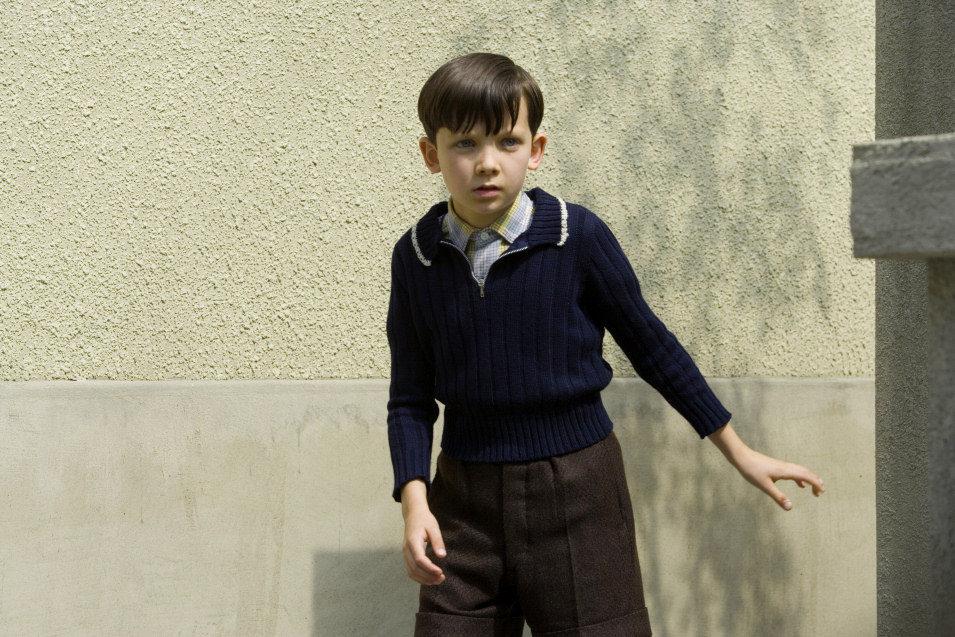 El niño con el pijama de rayas, fotograma 9 de 37