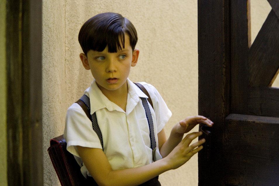 El niño con el pijama de rayas, fotograma 14 de 37