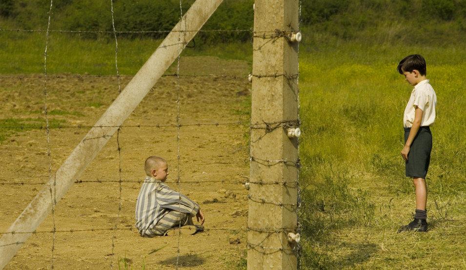 El niño con el pijama de rayas, fotograma 27 de 37