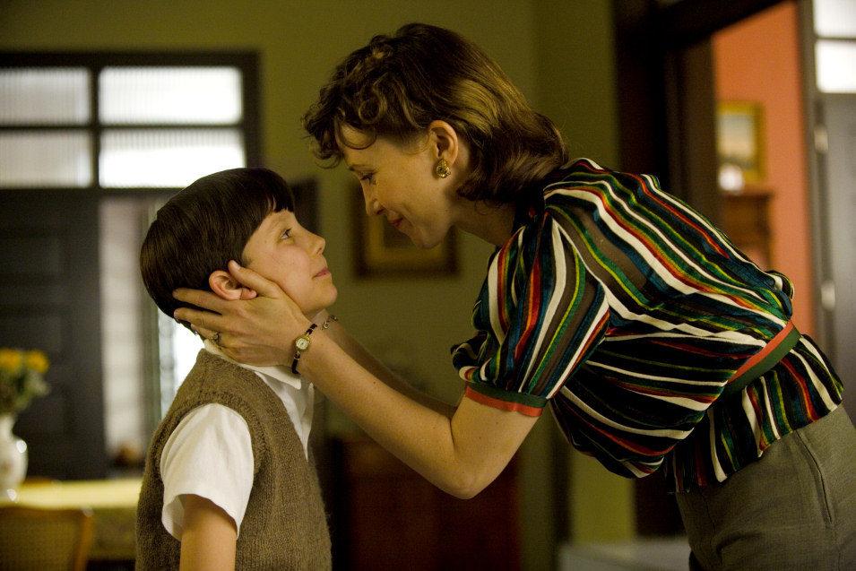 El niño con el pijama de rayas, fotograma 33 de 37