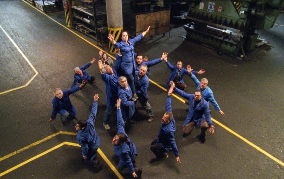 La fábrica de nada, fotograma 4 de 13