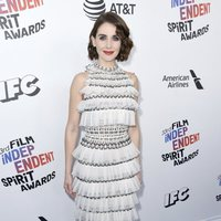 Alison Brie en los Spirit Awards 2018