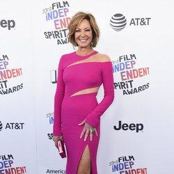 Allison Janney en los Spirit Awards 2018