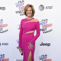 Allison Janney en los Spirit Awards 2018