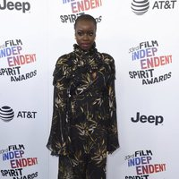 Danai Gurira en los Spirit Awards 2018