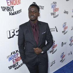 Daniel Kaluuya en los Spirit Awards 2018
