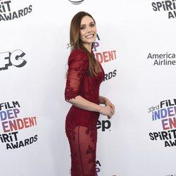 Elizabeth Olsen en los Spirit Awards 2018