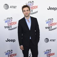 Robert Pattinson en los Spirit Awards 2018