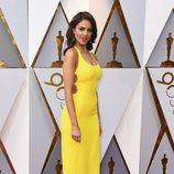 Eiza González en la alfombra roja de los Oscar 2018