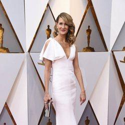 Laura Dern posa en la alfombra roja de los Premios Oscar 2018