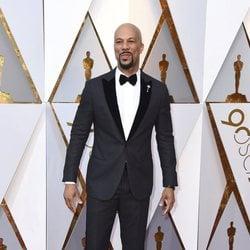 Common en la alfombra roja de los Oscar 2018