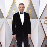 Bob Iger en la alfombra roja de los Oscar 2018