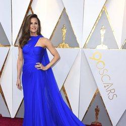 Jennifer Garner en la alfombra roja de los Oscar