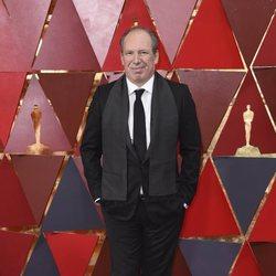 Hans Zimmer en la alfombra roja de los Oscar 2018
