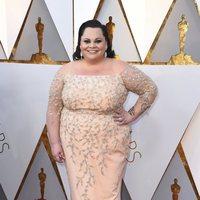 Keala Settle en la alfombra roja de los Premios Oscar