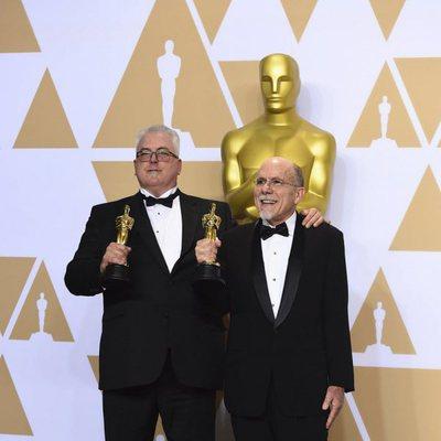 Alex Gibson y Richard King ganadores del Oscar a la Mejor edición de sonido por 'Dunkerque'
