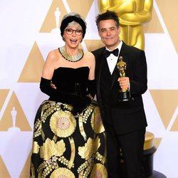 Sebastian Lelio, ganador del Oscar a la Mejor película de habla no inglesa por 'Una mujer fantástica'
