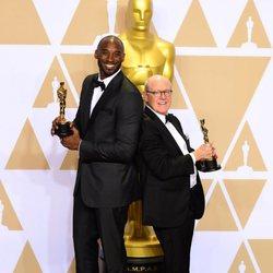 Kobe Bryant y Glen Keane, Oscar al Mejor corto de animación
