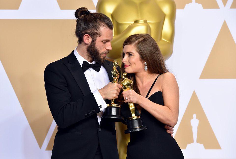 Chris Overton y Rachel Shenton, Oscar al mejor Cortometraje de ficción